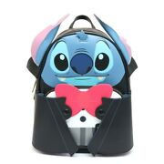 Loungefly X Disney Stitch Mini Backpack Vampire Lilo And Stitch Import From Jp New
