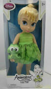 Disney Store Tinkerbell Doll Animators Collection Series