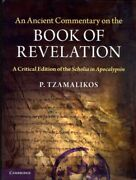 Ancient Commentary On The Book Of Revelation A Critical Edition Of The Scho...