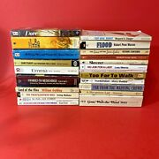 Huge Lot Of 22 Classic Literature And Fiction Books Austen Golding Steinback