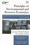 Principles Of Environmental And Resource Economics A Guide For Students And...