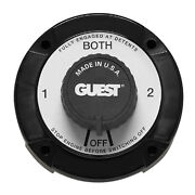 Guest 2110a Battery Switch Universal Mount With Afd