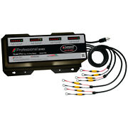 Dual Pro Professional Series 60a 4 Bank Battery Charger