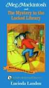 Meg Mackintosh And The Mystery In The Locked Library By Landon, Lucinda Book The
