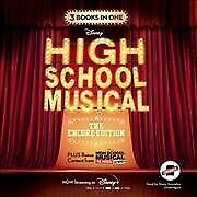 High School Musical The Encore Edition 3 Books In One, Cd/spoken Word By D...