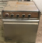 1970 Airstream Camper Magic Chef Gas Oven Great Shape