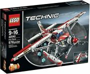 🔥2x Lego Technic 2in1 Sets - 42040 Fire Plane + 42092 Helicopter/jet Sealed 🔥