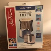 Sunbeam Cool Mist Humidifier Replacement Filter C Antimicrobial Protection Sf206