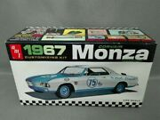 Current Products Amt 1967 Corvair Monza Hardtop Customer Kit Plastic Model