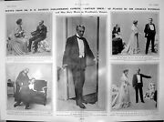 Old H Davies's Philandering Comedy Captain Drew Charles Wyndham 1906 20th
