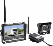 Haloview Rd7 Wireless Long Range Backup Camera System Kit 7and039and039 720p Hd Digital In