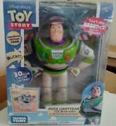 Toy Story Talking Action Figure Buzz Lightyear Only