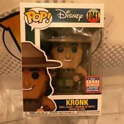 Summer Comic-con 2021funko Pop The King Who Became Llama Cronk Limited