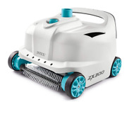 700 Gal Per Hour Above Ground Pool Cleaner Robot Vacuum W/ 21 Ft Hose