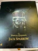 Hot Toys 1/6 Action Figure Dx06 Pirates Of The Caribbean - Jack Sparrow
