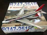 Dragon Wings 1/400 B747-251b Northwest Orient Special Version Chrome N624us
