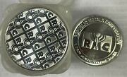 Republic Metals Corporation 1 Oz .999 Silver Rounds Roll Of 20 Coins 20 Oz Bu