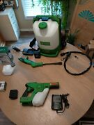 Victory Back-pack And Hand Held Electrostatic Sprayers