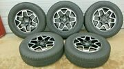 18x7.5 2020-2022 Ford Bronco/ Ranger Wheel And Tire