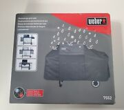 Weber Premium Gas Grill Cover 7552 22 In X 61 In X 37 In