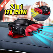 Portable Car Cooler Auto Electronic Air Conditioner Fan Fast Cooling 2v 2 I