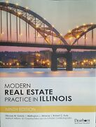 Modern Real Estate Practice In Illinois By Allaway Wellington J. Book The Fast