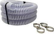 Sealproof 1.5 Pool Filter Pump Connection Hose For Above Ground Pools, 20 Ft X