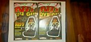 Kiss Love Gun Set Of 2 Car Seat Covers 2011 Stanley Simmons Criss Ace Frehley