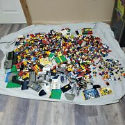 Huge Lego Lot 30lbs+ All Kinds Mixed Sets Parts Pieces Mini Figures People Other