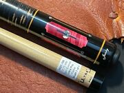 Jacoby Pool Cue With Jacoby Edge Ultra Pro Hybrid Shaft. Model 0921-106.