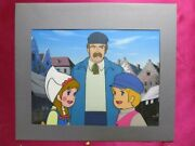 Flanders Dog 26 Episodes Nero And Alloa Cell Painting Print Background No