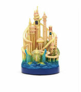 Disney Store Ariel Castle Collection Light-up Figurine, 8 Of 10 Brand New Sealed