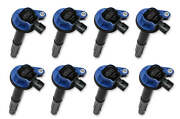 Accel 140060b-8 Accel Ignition Coils Super Coil Series 2011-2016 Ford 5.0l Co...
