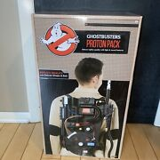 Ghostbusters Proton Pack - Spirit Halloween - Prop Lights Up + Sounds 2021