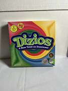 Dizios - A New Twist To Dominos Board Game Mensa Select Mindware Toys New Compl