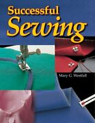 Successful Sewing By Westfall Mary G. Book The Fast Free Shipping