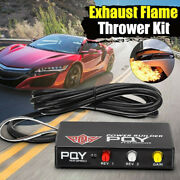 Engines Performance Rev Limiter Power Builder Exhaust Flame Thrower Kit For Jdm