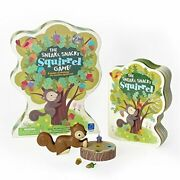 Educational Insights The Sneaky Snacky Squirrel Game And Board Book Multicolo...
