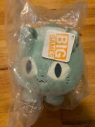 Pet Simulator X Cat Plush + Code Limited Edition / Oos - New / Sealed