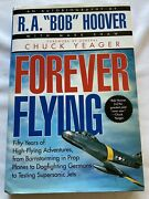 1996 R A Bob Hooversignedforever Flying Fifty Years Of High-flying Adventures