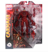 Marvel Select Carnage Disney Store Exclusive Diamond Select 2020 In Stock Now