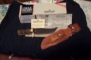 Schrade 171uh Knife Nib Rare No Number Or Uncle Henry On Guard Made In The Usa