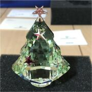 Holiday Collection Christmas Tree Crystal Figure Free Shipping
