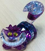Disney Collectible Cheshire Cat Figurine Display Free Shipping