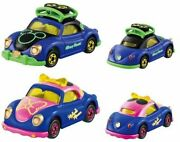 Tomica Disney Motors Poppins Starlight Dating Mickey Mouse And M... From Japan