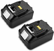 For Makita 18v Lxt Lithium-ion Bl1830 Bl1850 Bl1860 18 Volt Tools Battery-2pack