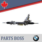 Bmw 2002-2010 Oem New P/s Rack And Pinion W/active Steering 32106777494