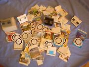 Vintage View Master Lot 4 Viewers And Lots Of Reels Sawyer's And Gaf