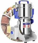 1500g Grain Grinder Mill Commercial Spice Grinder High Speed 1500g Swing Type