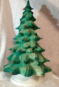Vintage Christmas Tree - Union Products - Table Top